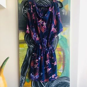 Brand New Yumi Kim silk jumper dress